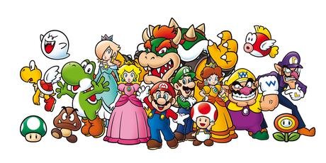 Mario franchise Super Mario Wiki the Mario encyclopedia