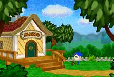 Mario S House Super Mario Wiki The Mario Encyclopedia
