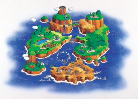 SMW Art - Dinosaur Land.png