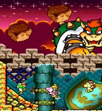 At Last, Bowser's Castle! - Super Mario Wiki, the Mario