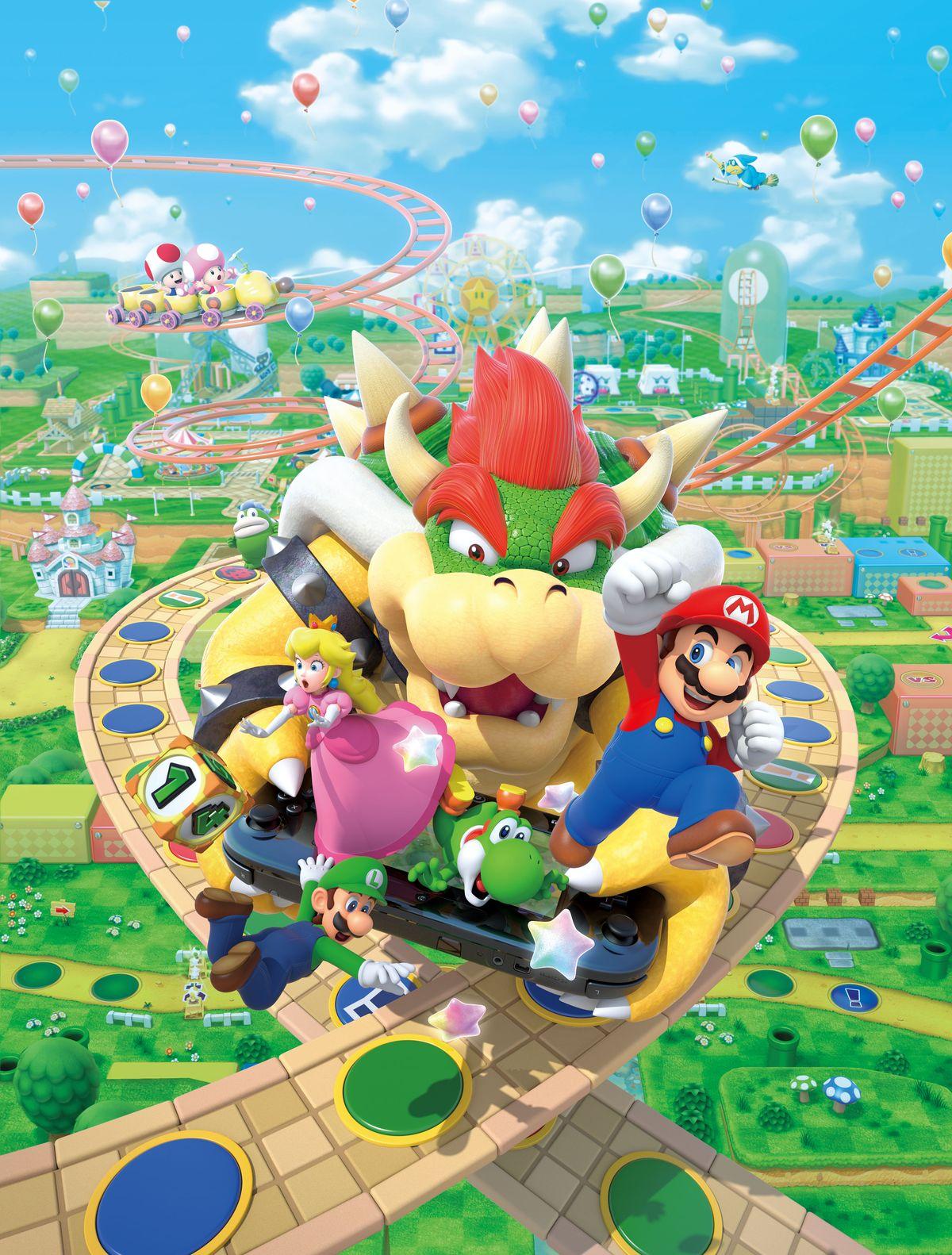 Mario Party Series Super Mario Wiki The Mario