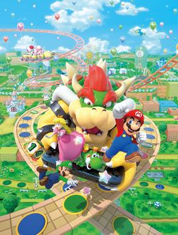 Mario Party Series Super Mario Wiki The Mario