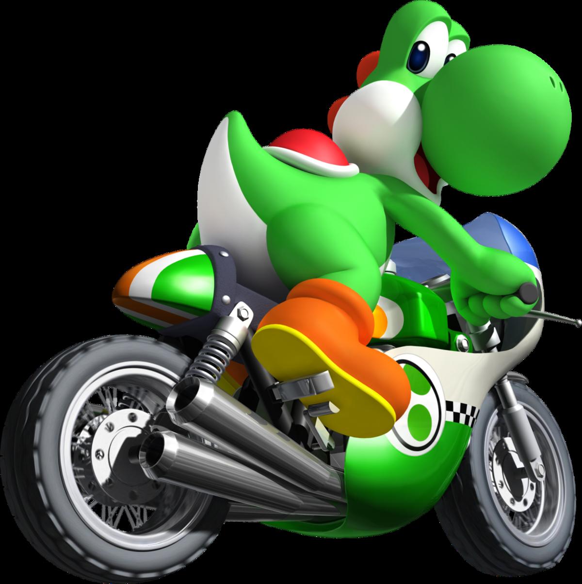Bike Super Mario Wiki The Mario Encyclopedia