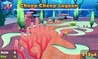 Cheep Cheep Lagoon (golf course) - Super Mario Wiki, the ...