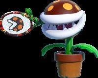 Fire Piranha Plant Super Mario Wiki The Mario Encyclopedia