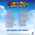Mario + Rabbids Kingdom Battle The Official Soundtrack Back.png