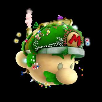 Descargar Super Mario Shunshine Room