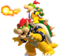 Bowser and junior mario maker.png