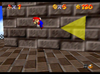 Wall Jump - Super Mario Wiki, the Mario encyclopedia