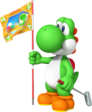 Yoshi Artwork - Mario Golf World Tour.png