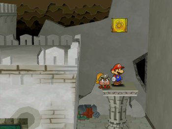 PMTTYD Shine Sprite RogueSewerCenterRoof.png