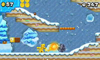 NSMB2 World 4-1 Golden Fireball.png