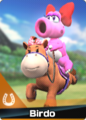 Card NormalHorseRacing Birdo.png