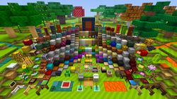 """Super Mario Mash-Up Pack"" for Minecraft: Wii U Edition"