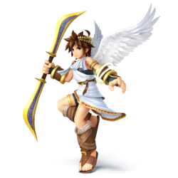 Species Angel First Appearance Kid Icarus
