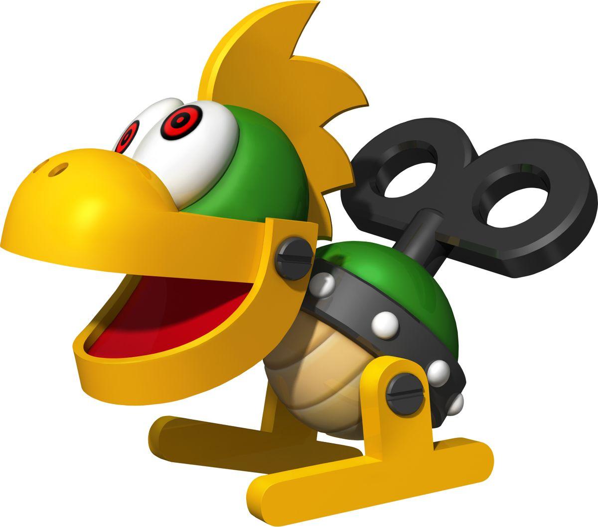 Mechakoopa Super Mario Wiki The Mario Encyclopedia