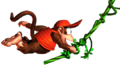 Diddy Kong swinging DKC.png