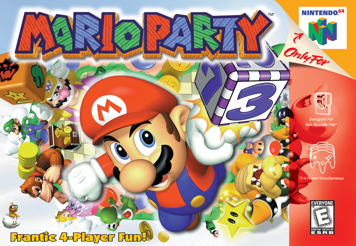 Mario Party - Super Mario Wiki, the Mario encyclopedia