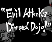 WWSM Kat and Ana - Evil Attacks Diamond Dojo.png