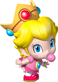 Baby Peach Super Mario Wiki The Encyclopedia
