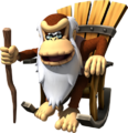 cranky kong super mario wiki the mario encyclopedia