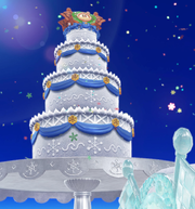 Frost-Frosted Cake - Super Mario Wiki, the Mario encyclopedia