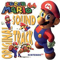 Super Mario 64 Original Soundtrack - Super Mario Wiki, the Mario