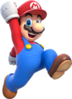 Mario Artwork - Super Mario 3D World.png