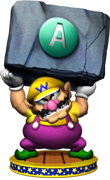 File:Wario Artwork - Mario Party 5.png