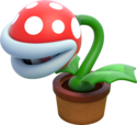 Piranha Plant Artwork - Super Mario 3D World.png