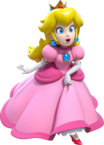 Princess Peach Artwork - Super Mario 3D World.png