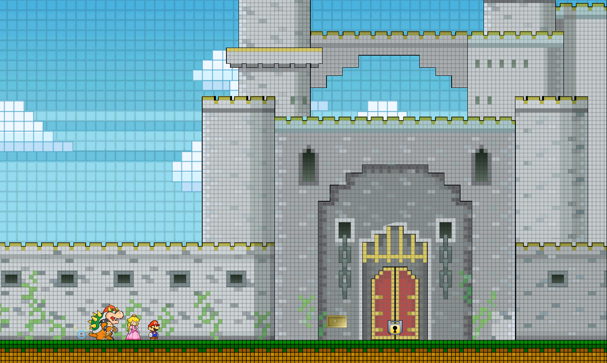 Fort Francis - Super Mario Wiki, the Mario encyclopedia