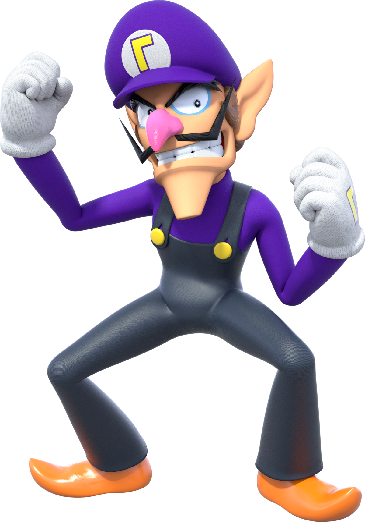 28775a8fd834 Waluigi - Super Mario Wiki, the Mario encyclopedia