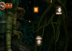 DKCR Tree Top Bop Letter K.png