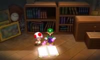 Mario Luigi Paper Jam Super Mario Wiki The Mario Encyclopedia