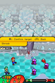Bowser S Inside Story Cold Room
