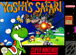 Yoshi S Safari Super Mario Wiki The Mario Encyclopedia