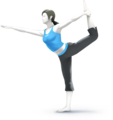 SSB4 - Wii Fit Trainer Artwork.png