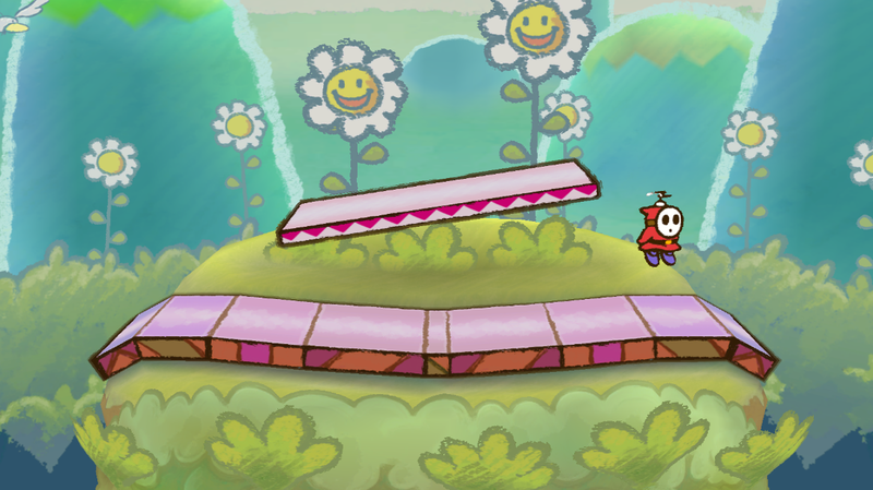 File:SSBB Yoshi's Island Stage.png