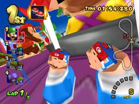 List Of Mario Kart Double Dash Glitches Super Mario