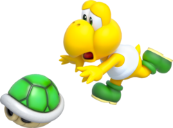 Koopa Troopa Artwork - Super Mario 3D World.png