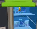 Mario Reference - Simpsons Game - Mario pose.png
