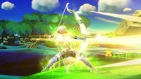 Sheik Light Arrow Wii U.JPG