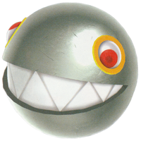 Silver Chomp Artwork - Super Mario Galaxy 2.png