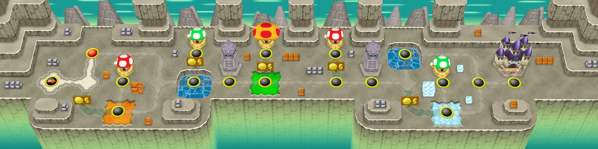 World 6 (New Super Mario Bros ) - Super Mario Wiki, the
