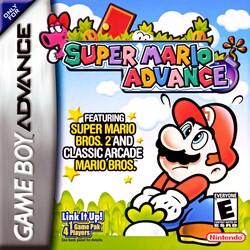 Super Mario Advance - Super Mario Wiki, the Mario encyclopedia
