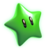 Green Star Artwork - Super Mario 3D World.png
