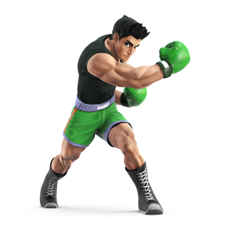 Super Smash Bros. Wii U/3DS  - Game + Roster Discussion 480px-LittleMacSSB4