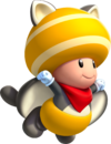 NSMBU Flying Squirrel Yellow Toad Artwork.png