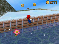 SM64DS Snowmans Land Star 4.png